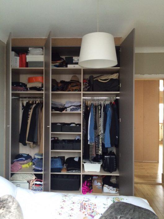 Dress Code Nantes aménagement dressing nantes centre couleur taupe